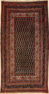 oriental vintage carpet