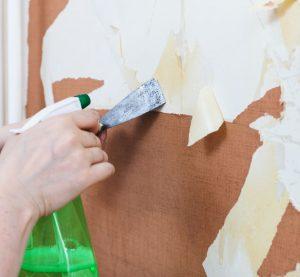 wallpaper vinegar