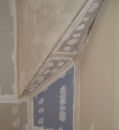 plasterbaord installation